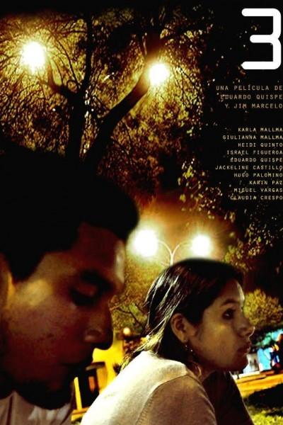 Caratula, cartel, poster o portada de 3