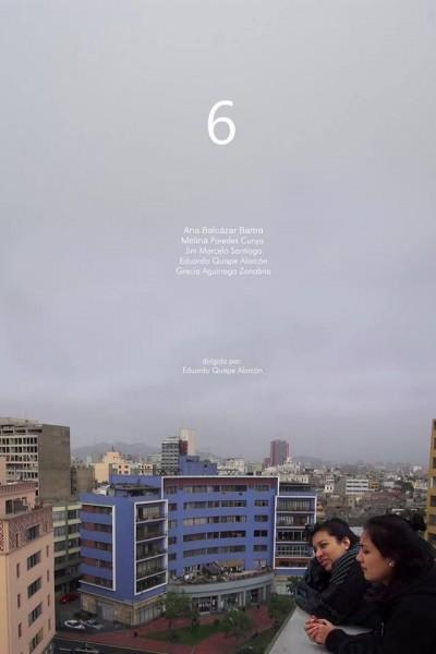 Caratula, cartel, poster o portada de 6