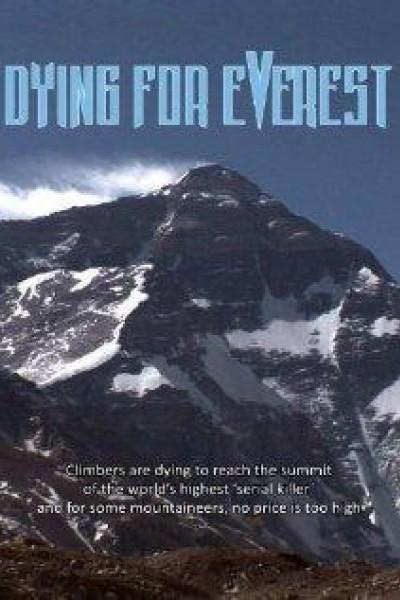 Caratula, cartel, poster o portada de Morir por el Everest