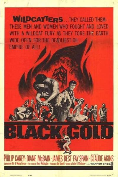 Caratula, cartel, poster o portada de Black Gold