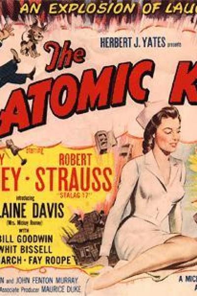 Caratula, cartel, poster o portada de The Atomic Kid