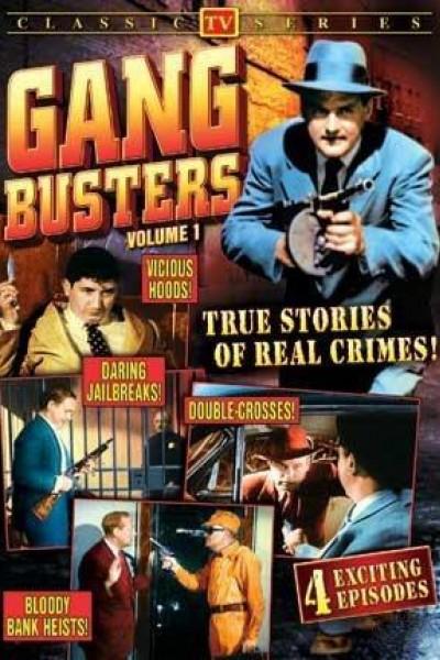 Caratula, cartel, poster o portada de Gang Busters