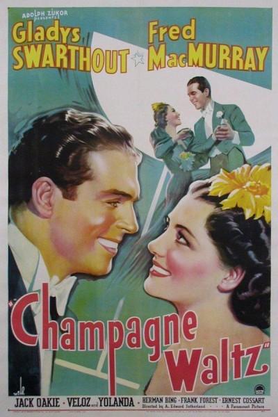 Caratula, cartel, poster o portada de Champagne Waltz