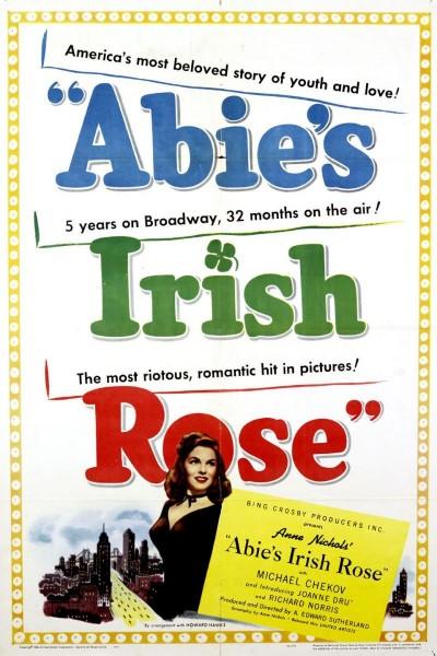 Caratula, cartel, poster o portada de Abie\'s Irish Rose