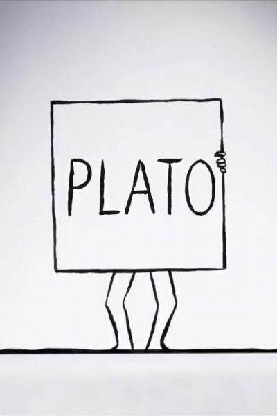 Caratula, cartel, poster o portada de Plato