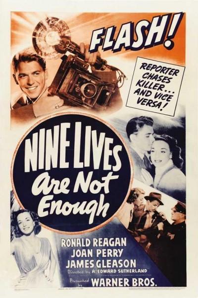 Caratula, cartel, poster o portada de Nine Lives Are Not Enough