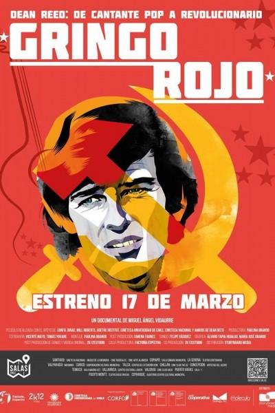 Caratula, cartel, poster o portada de Gringo rojo