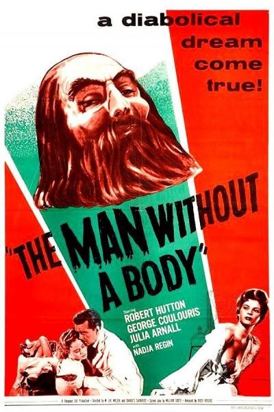 Caratula, cartel, poster o portada de The Man Without a Body