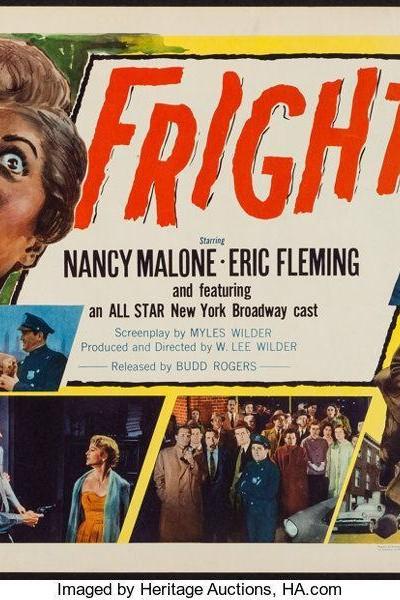 Caratula, cartel, poster o portada de Fright