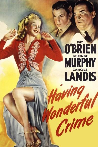 Caratula, cartel, poster o portada de Having Wonderful Crime
