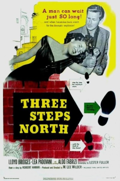 Caratula, cartel, poster o portada de Three Steps North