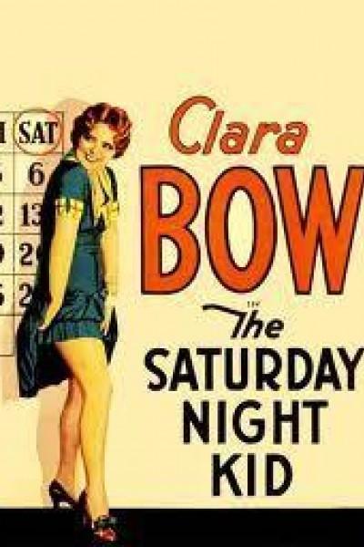 Caratula, cartel, poster o portada de La chica de la noche del sábado