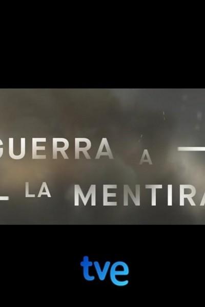 Caratula, cartel, poster o portada de Guerra a la mentira