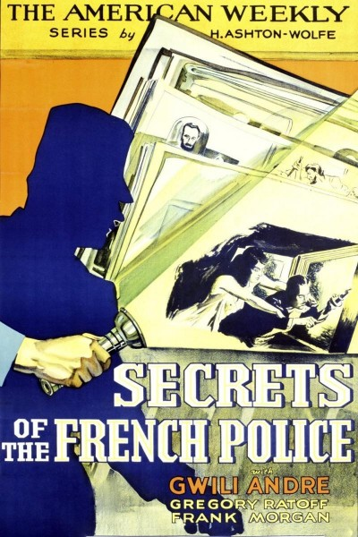 Caratula, cartel, poster o portada de Secrets of the French Police