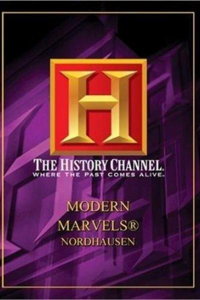 Caratula, cartel, poster o portada de Maravillas modernas: Los secretos de Nordhausen