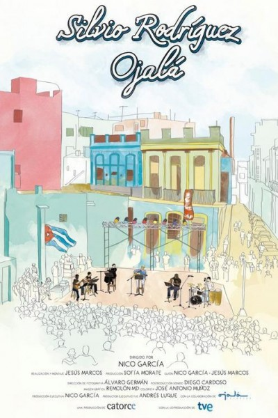 Caratula, cartel, poster o portada de Silvio Rodríguez, Ojalá