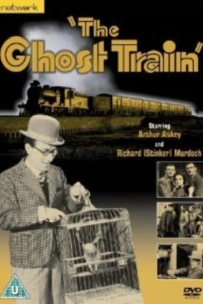 Caratula, cartel, poster o portada de El tren fantasma