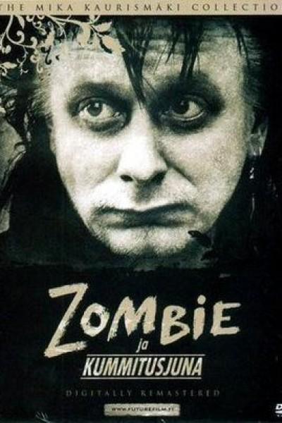 Caratula, cartel, poster o portada de Zombie y el tren fantasma