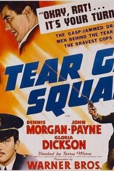 Caratula, cartel, poster o portada de Tear Gas Squad