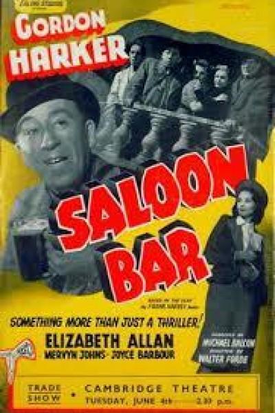 Caratula, cartel, poster o portada de Saloon Bar