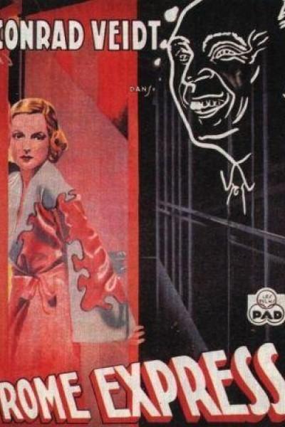 Caratula, cartel, poster o portada de El rápido de Roma
