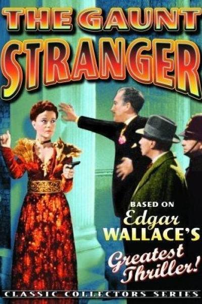 Caratula, cartel, poster o portada de The Gaunt Stranger