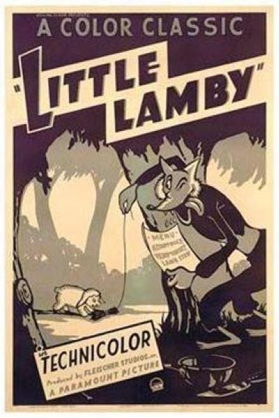 Caratula, cartel, poster o portada de Little Lamby