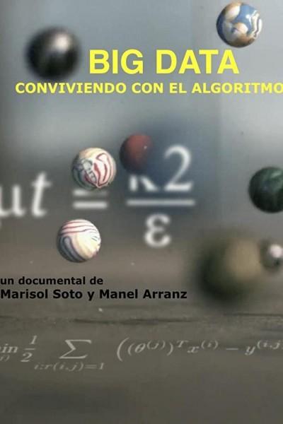 Caratula, cartel, poster o portada de Big Data, conviviendo con el algoritmo