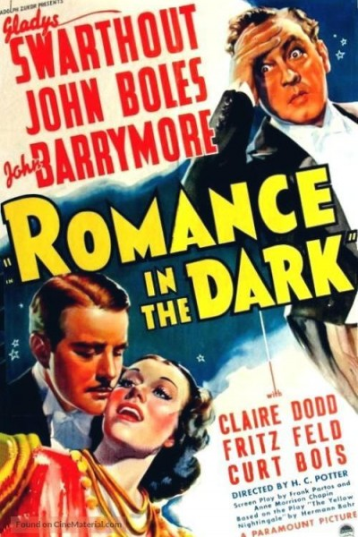 Caratula, cartel, poster o portada de Romance in the Dark