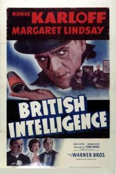 Caratula, cartel, poster o portada de British Intelligence