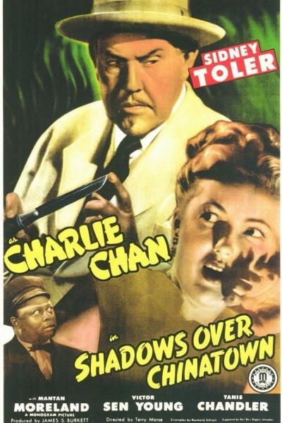 Caratula, cartel, poster o portada de Shadows Over Chinatown