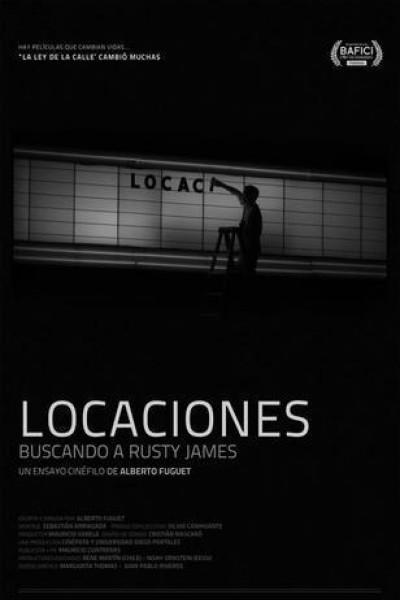 Caratula, cartel, poster o portada de Locaciones: Buscando a Rusty James