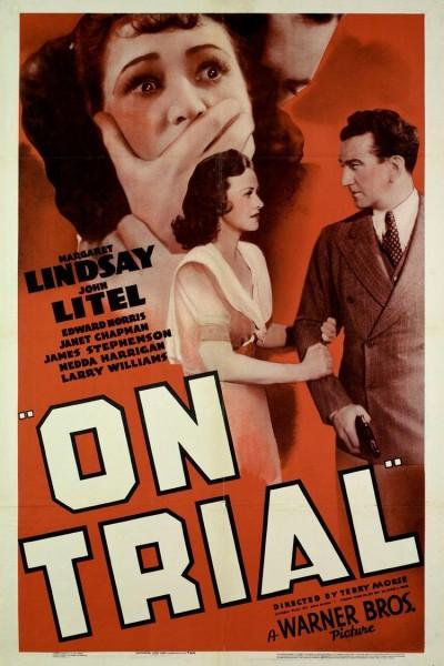 Caratula, cartel, poster o portada de On Trial