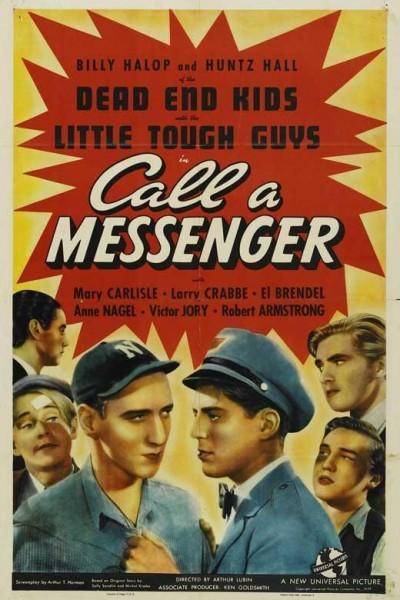 Caratula, cartel, poster o portada de Call a Messenger