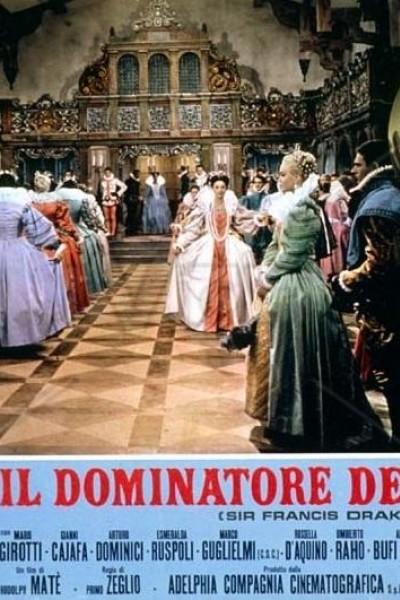 Caratula, cartel, poster o portada de Il dominatore dei 7 mari