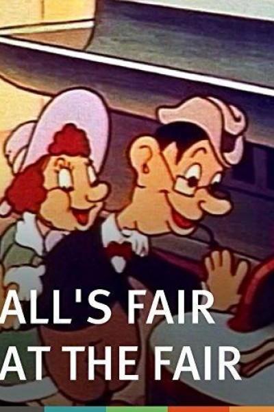 Caratula, cartel, poster o portada de All\'s Fair at the Fair