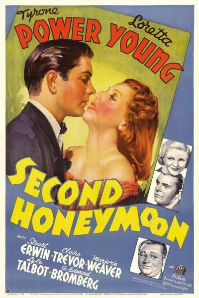 Caratula, cartel, poster o portada de Second Honeymoon
