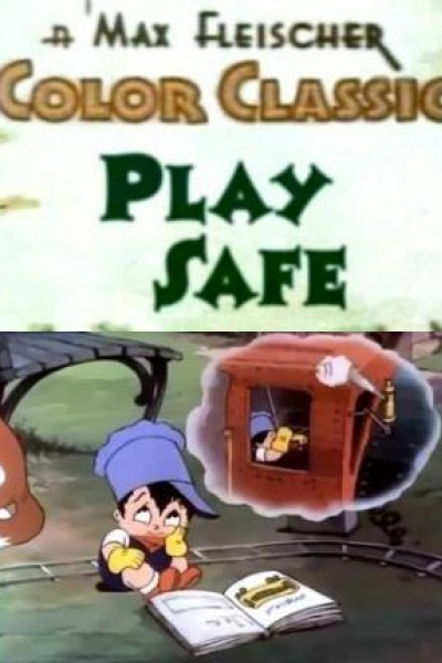 Caratula, cartel, poster o portada de Play Safe