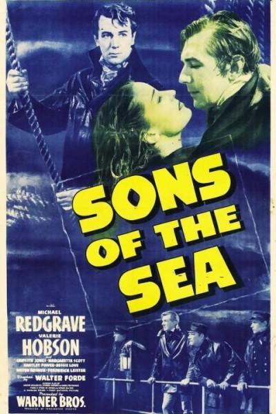Caratula, cartel, poster o portada de Hijos del mar