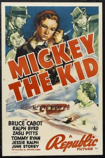 Caratula, cartel, poster o portada de Mickey the Kid