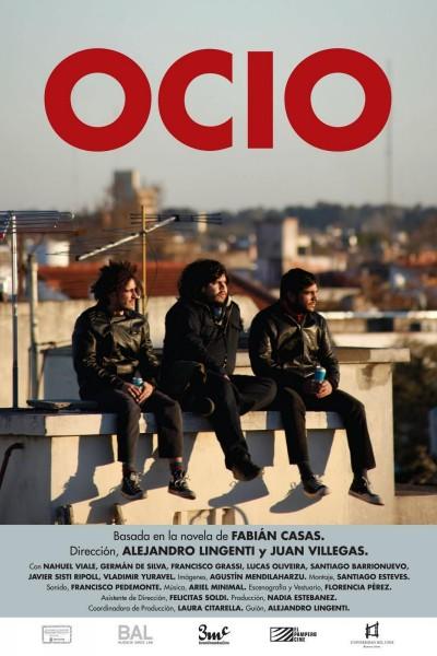 Caratula, cartel, poster o portada de Ocio