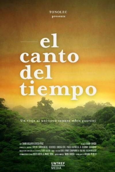 Caratula, cartel, poster o portada de El canto del tiempo