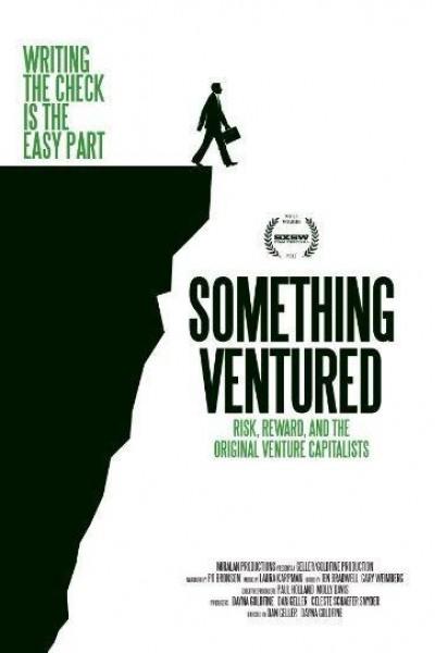 Caratula, cartel, poster o portada de Something Ventured