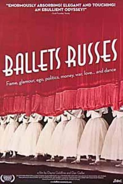 Caratula, cartel, poster o portada de Ballets Russes