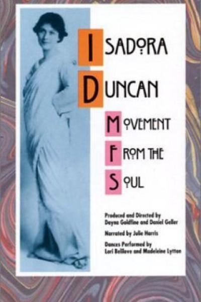 Caratula, cartel, poster o portada de Isadora Duncan: Movement from the Soul