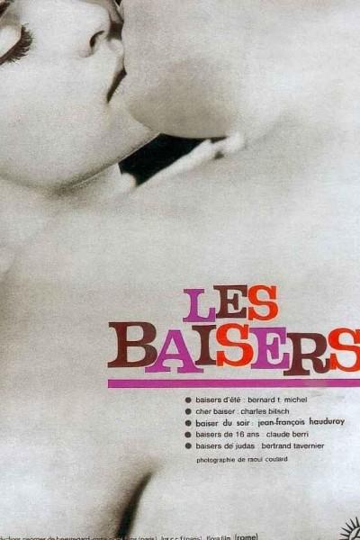 Caratula, cartel, poster o portada de Les baisers
