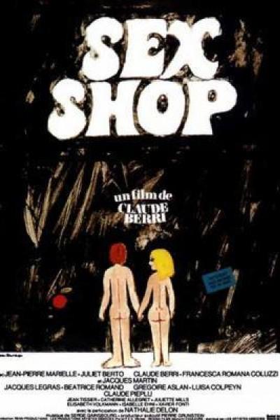 Caratula, cartel, poster o portada de Sex-shop