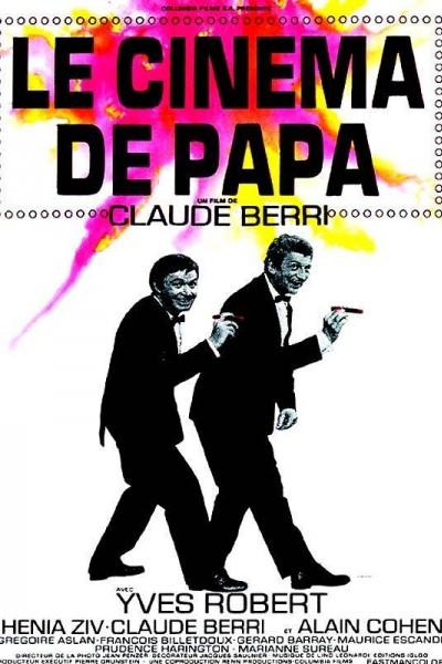 Caratula, cartel, poster o portada de Le cinéma de papa