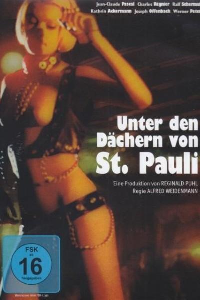 Caratula, cartel, poster o portada de Unter den Dächern von St. Pauli
