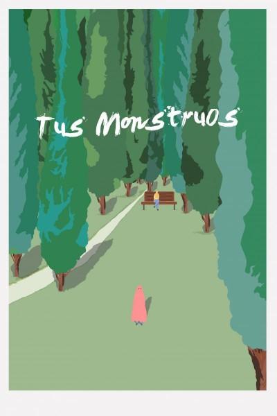 Caratula, cartel, poster o portada de Tus monstruos